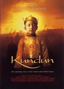 Kundun - Poster / Capa / Cartaz - Oficial 2