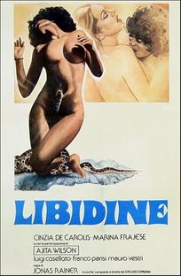 Libidine - Poster / Capa / Cartaz - Oficial 1