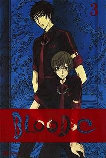 Blood-C - Poster / Capa / Cartaz - Oficial 19