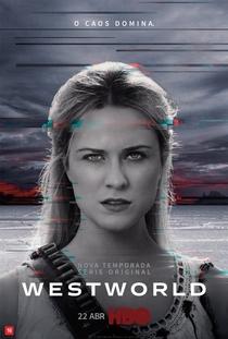 Westworld (2ª Temporada) - Poster / Capa / Cartaz - Oficial 2