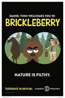Brickleberry (1ª Temporada) - Poster / Capa / Cartaz - Oficial 1