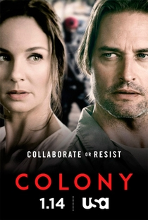 Colony (2ª Temporada) - Poster / Capa / Cartaz - Oficial 2