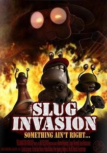 Invasão das Lesmas - Poster / Capa / Cartaz - Oficial 1