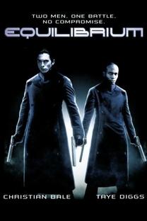 Equilibrium - Poster / Capa / Cartaz - Oficial 4