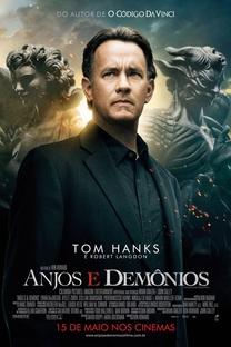 Anjos e Demônios - Poster / Capa / Cartaz - Oficial 4