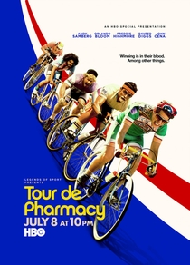 Tour de Pharmacy - Poster / Capa / Cartaz - Oficial 1