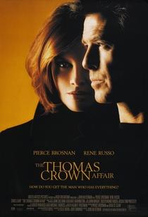 Thomas Crown - A Arte do Crime - Poster / Capa / Cartaz - Oficial 3