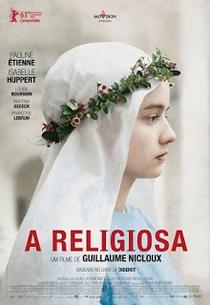 A Religiosa - Poster / Capa / Cartaz - Oficial 2