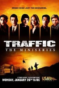Traffic: A Série - Poster / Capa / Cartaz - Oficial 1