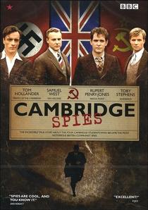Os Espiões - Poster / Capa / Cartaz - Oficial 2