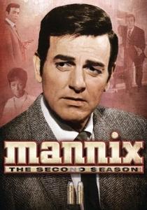 Mannix (2ª Temporada)  - Poster / Capa / Cartaz - Oficial 1