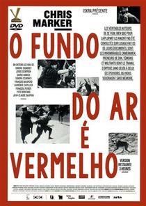 O Fundo do Ar é Vermelho - Poster / Capa / Cartaz - Oficial 5