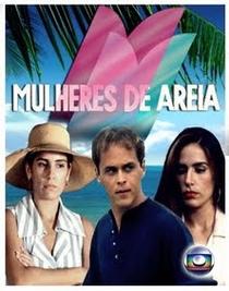 Mulheres de Areia - Poster / Capa / Cartaz - Oficial 13