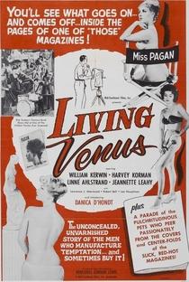 Living Venus - Poster / Capa / Cartaz - Oficial 1