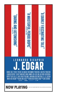 J. Edgar - Poster / Capa / Cartaz - Oficial 3