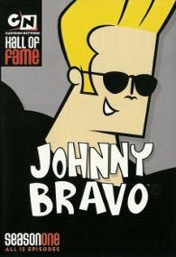 Johnny Bravo (1ª Temporada) - Poster / Capa / Cartaz - Oficial 1