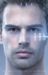 A Série Divergente: Convergente - Poster / Capa / Cartaz - Oficial 9