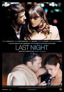 Apenas uma Noite - Poster / Capa / Cartaz - Oficial 6
