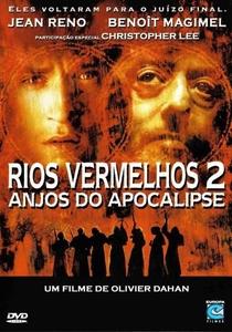 Rios Vermelhos 2 - Anjos do Apocalipse - Poster / Capa / Cartaz - Oficial 9