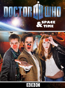 Doctor Who - Space and Time - Poster / Capa / Cartaz - Oficial 1