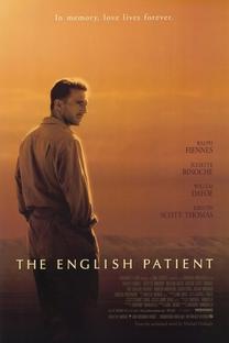 O Paciente Inglês - Poster / Capa / Cartaz - Oficial 5