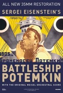 O Encouraçado Potemkin - Poster / Capa / Cartaz - Oficial 3