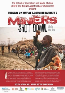 Miners Shot Down  - Poster / Capa / Cartaz - Oficial 2