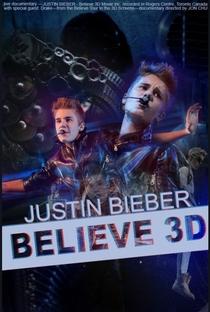 Justin Bieber's Believe - Poster / Capa / Cartaz - Oficial 4