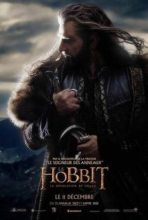 O Hobbit: A Desolação de Smaug - Poster / Capa / Cartaz - Oficial 18