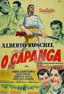 O Capanga - Poster / Capa / Cartaz - Oficial 1