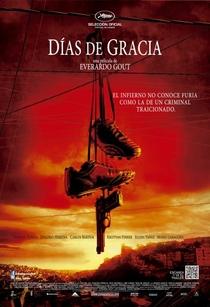 Dias de Graça - Poster / Capa / Cartaz - Oficial 1