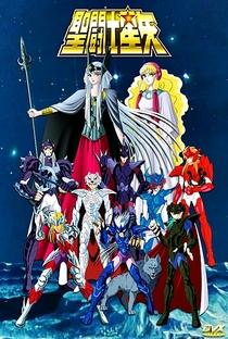 Os Cavaleiros do Zodíaco (Saga 2: Asgard) - Poster / Capa / Cartaz - Oficial 6