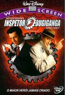 Inspetor Bugiganga - Poster / Capa / Cartaz - Oficial 3