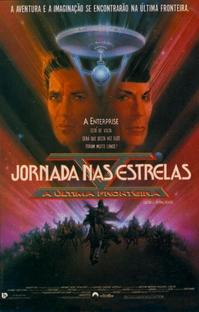 Jornada nas Estrelas V - A Última Fronteira - Poster / Capa / Cartaz - Oficial 1