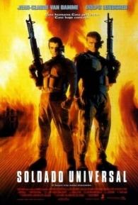 Soldado Universal - Poster / Capa / Cartaz - Oficial 1