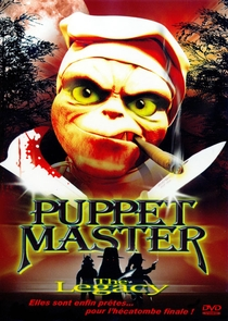 Puppet Master: The Legacy - Poster / Capa / Cartaz - Oficial 3