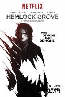 Hemlock Grove (2ª Temporada) - Poster / Capa / Cartaz - Oficial 4