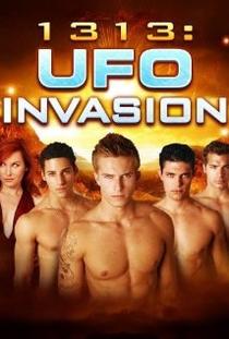 1313: UFO Invasion - Poster / Capa / Cartaz - Oficial 1