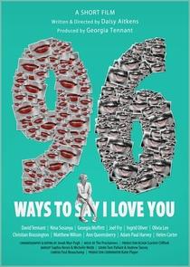 96 Ways to Say I Love You - Poster / Capa / Cartaz - Oficial 1