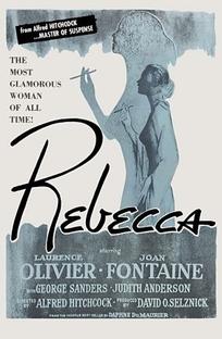 Rebecca, a Mulher Inesquecível - Poster / Capa / Cartaz - Oficial 2