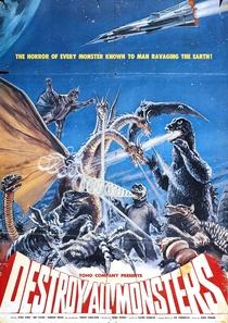 O Despertar dos Monstros - Poster / Capa / Cartaz - Oficial 3