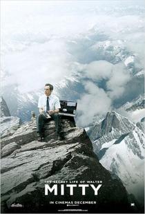 A Vida Secreta de Walter Mitty - Poster / Capa / Cartaz - Oficial 5