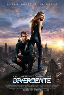 Divergente - Poster / Capa / Cartaz - Oficial 2