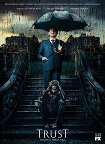 Trust (1ª Temporada) - Poster / Capa / Cartaz - Oficial 2