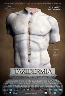 Taxidermia - Poster / Capa / Cartaz - Oficial 1