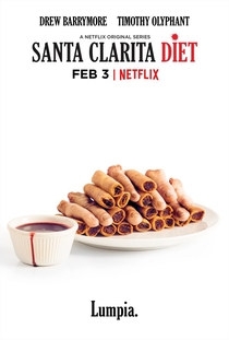Santa Clarita Diet (1ª Temporada) - Poster / Capa / Cartaz - Oficial 6