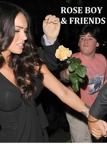 Rose Boy & Friends - Poster / Capa / Cartaz - Oficial 1