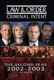 Lei & Ordem: Criminal Intent (2ª Temporada) - Poster / Capa / Cartaz - Oficial 1