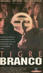 Tigre Branco - Poster / Capa / Cartaz - Oficial 2