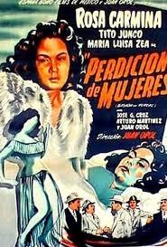 Perdición de Mujeres - Poster / Capa / Cartaz - Oficial 1